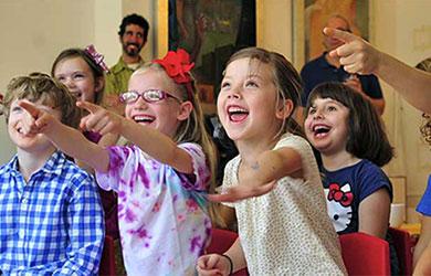 Spettacoli di Magia per Bambini